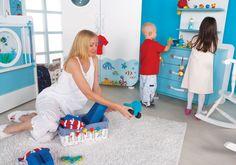 blue childrens rooms - Hledat Googlem