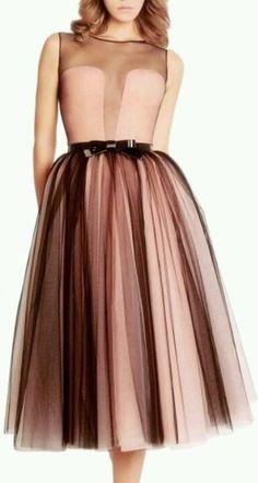 George Shobeika  Tulle & Crepe dress http://www.georgeshobeika.com/store/products/dress-2