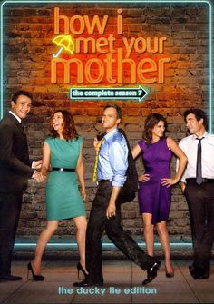How I Met Your Mother: Season 7 *watched*