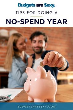finance printables Looking to doing a no spend year Check out these tips you need to know before you get started! Best Money Saving Tips, Ways To Save Money, Saving Money, How To Make Money, Best Savings, Money Quotes, Frugal Tips, Saving Ideas, Finance Tips