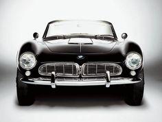 BMW 507, the icon. BMW Z8 Grandfather's