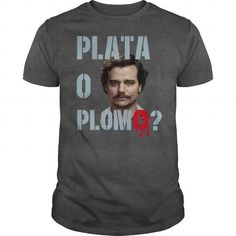 I Love PLATA O PLOMO ? T shirts