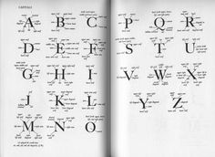 Philip Gaskell This is one of three pages. Anatomy Of Typography, Typography Fonts, Letter Anatomy, Type Anatomy, Letterhead Logo, Photo Letters, Letter Form, Type Design, Graphic Design