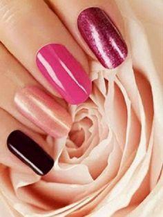 Beautiful Nails Naturally