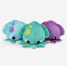 Squid Kraken Plush Animal Toy Sewing Pattern