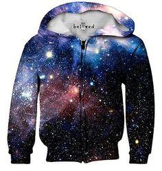 Beloved Shirts presents the Nebula Hoodie