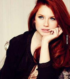 Ginny all grown up