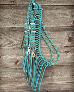 Chocolate brown and neon turquoise fringe barrel reins. They can be adjusted between ft long. Extremely easy to clean and maintain, theyll last you a very long time. Lightweight and nice and tight braid. Barrel Racing Saddles, Barrel Racing Horses, Barrel Horse, Barrel Saddle, Horse Halters, Horse Saddles, Equestrian Outfits, Equestrian Style, Equestrian Problems