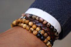 Details: Viola bracelets.