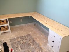 idea for corner counter #smallroomdesignapartments