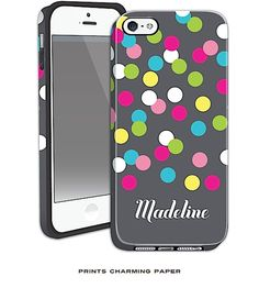 NEW personalized phone cases from RockPaperScissors