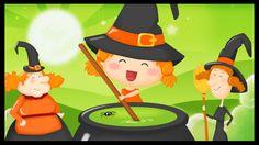 Halloween - Chanson pour enfants - Monde des petits