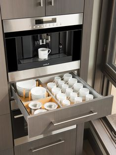 Best and stylish brilliant kitchen organization and storage ideas 17 – fugar