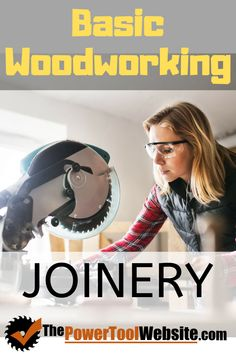 Your wood joints are what determine how long a piece of furniture will last. Learn some basic fundamental wood joinery types here. Woodworking Joints, Learn Woodworking, Woodworking Techniques, Easy Woodworking Projects, Teds Woodworking, Wood Projects That Sell, Easy Wood Projects, Diy Your Furniture, Tool Website