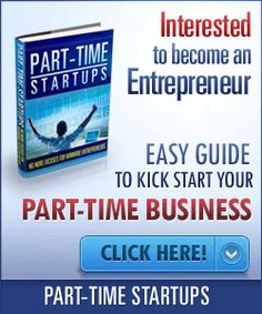 PartTimeStartups.com is focused to show you how you can become a part-time entrepreneur while managing the risk. Its all about picking the right idea and managing time and money to give life to your idea.