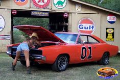 "1969 Dodge Charger R/T ""General Lee"" -Wow"