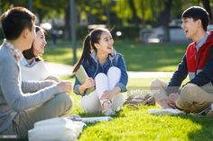 Stock Photo : College students on campus Student Studying, Student Life, College Students, Student Photo, Imperial College, Sounds Good To Me, Study Photos, Work Bags, Photo Poses