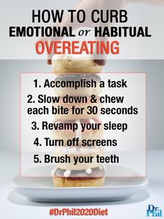 """Once you start paying attention, you'll be shocked at how often you've been eating purely out of """"mind hunger"""" or """"habit hunger."""""""