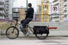 xtracycle + surly = super cool long tail cargo bicycle!