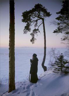 Valamo Monastery – Winter on Syvatoy (Holy Island), Valaam