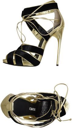 Tom Ford ~ Platform Sandals