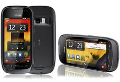 The Nokia 701 sports a 3.5-inch capacitive touchscreen with a  resolution of 360x640 and a display boasting 16m colours. The Clear Black Display (CBD) screen is an added advantage. is the 1GHz processor and 2D/3D graphics HW accelerator. And last but not the least, the phone runs an updated version of the Symbian^3 OS called Symbian Belle. The internal memory of 8GB is a great advantage.