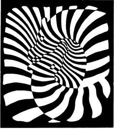 Original Creators: The Father Of Op-Art Victor Vasarely