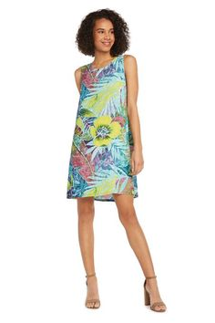 b9586eeb8b8a [Cruise 2018] Jams World Rain Tropic Jackie Dress | AlohaOutlet Hawaiian  Dresses, Cruises