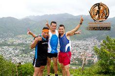 Los triunfantes ganadores de las Escaleras al Cielo!