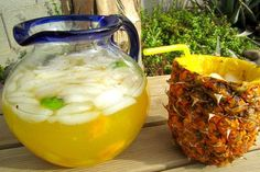 Jamaican Theme | Two Summer Punch Recipes