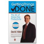 This is the best book on productivity that can get anyone organized, bit of a learning curve though.