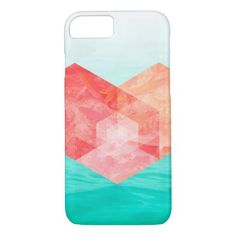Heart of the ocean by #Bizzartino iPhone 8/7 Case - yoga health design namaste mind body spirit