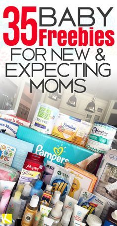 35 Baby Freebies for New & Expecting Moms