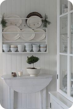 Soligt lantkök ~ Sunny country kitchen