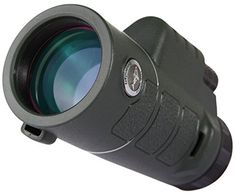 Ueasy 10x42 Waterproof Fogproof Monocular Highdefinition Mini Monocular Telescope Single Cylinder binoculars for bird watching Green *** You can find out more details at the link of the image.