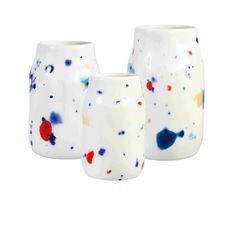 Set de 3 vases Dotted - Klevering
