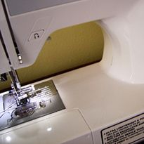 Buying a New Sewing Machine