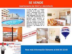apartamento en venta Playa del Ingles