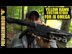 Popular Articles, Kydex, Knife Making, Omega, Knives, Channel, Website, Watch, Yellow