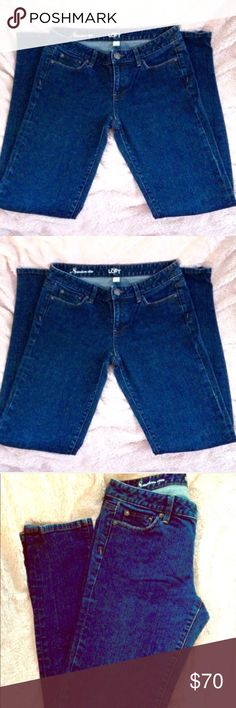 """""""Ann Taylor"""" Modern Slim Jeans •Beautiful, Classic Ann Taylor Modern Slim Jeans 👖 • Like New! I don't think these were even EVER worn, like with many of my jeans! Just washed, maybe worn once! BEAUTIFUL! • EXCELLENT CONDITION • LIKE NEW! Ann Taylor Jeans"""