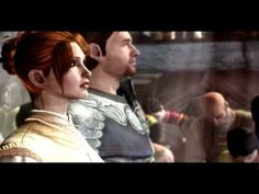Alistair's Royal Wedding - Dragon Age Original modded Scene this looks so much like it belongs in the game!