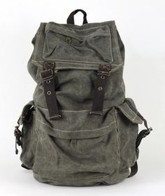 //\\ Forager Backpack from www.mooreaseal.com
