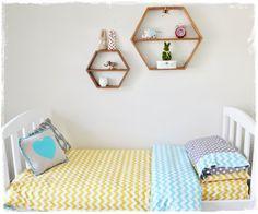 I like the hexagon wall thingies..one for wood, sheep, stone and brick