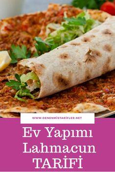 Turkish Recipes, Ethnic Recipes, Food And Drink, Pizza, Cooking Recipes, Vegan, Chef Recipes, Vegans