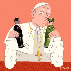 Gif forfoxadhd US-Cuba deal: a marriage 18 months in the making, blessed by Pope Francis