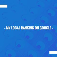 You know you want to read the rest 👉 My local ranking on Google http://www.love-marketing.ie/local-ranking-google/