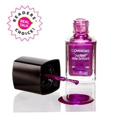 ALL YOU's Best Beauty Buys of 2013 | Best Nail Polish: CoverGirl Outlast Stay Brilliant Nail Gloss | AllYou.com