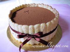 Tiramisu cake | The Sweet Spot