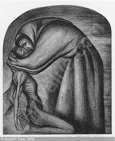 José Clemente Orozco,THE FRANCISCAN