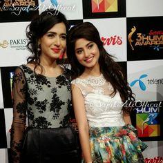 Celebs at 3rd Hum awards 2015 in Dubai - Pakistani Showbiz Buzz Industry | Latest News